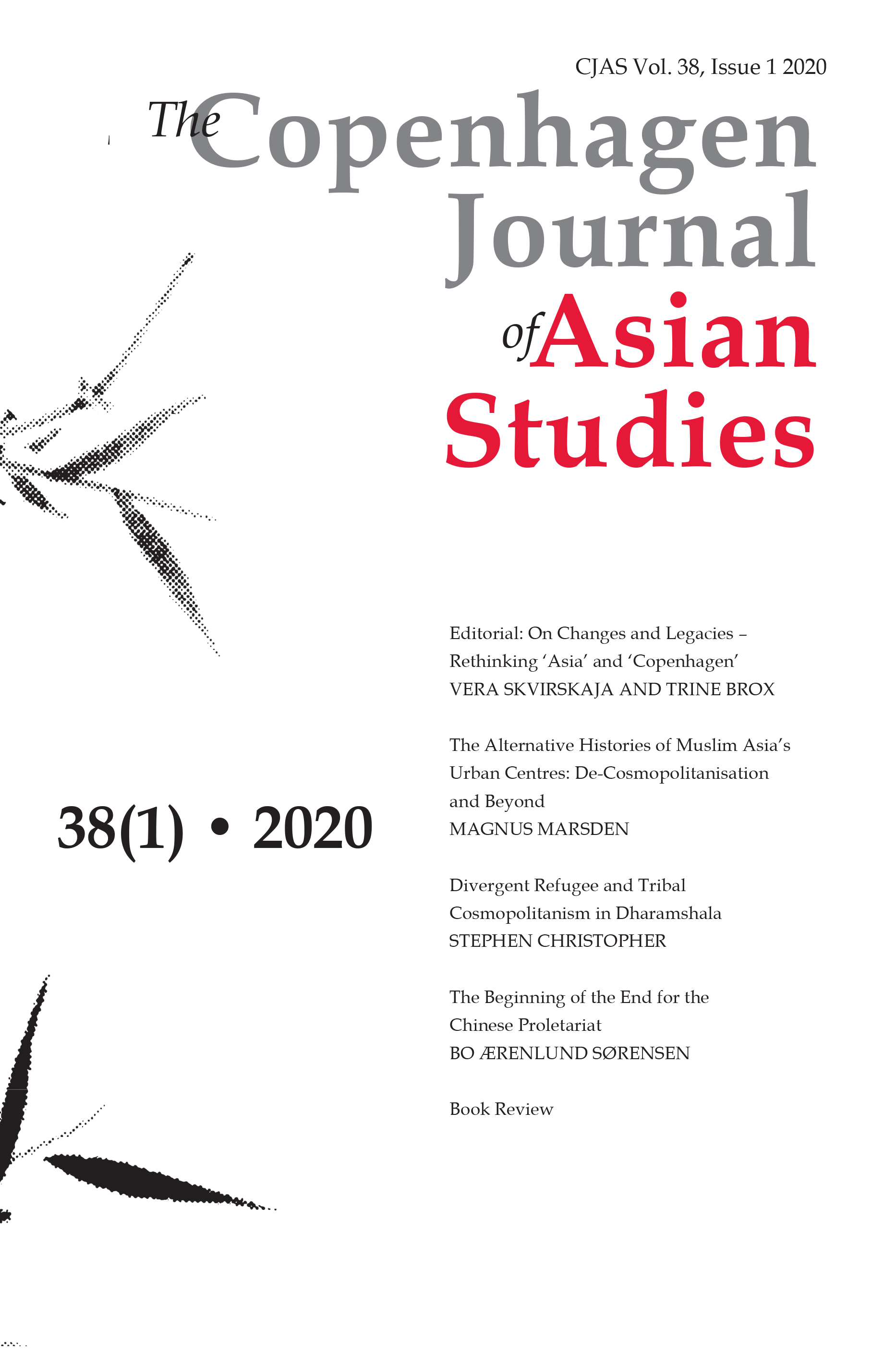 Copenhagen Journal of Asian Studies Vol. 38, Issue 1, 2020