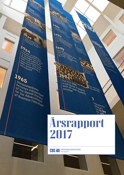 CBS Årsrapport 2017
