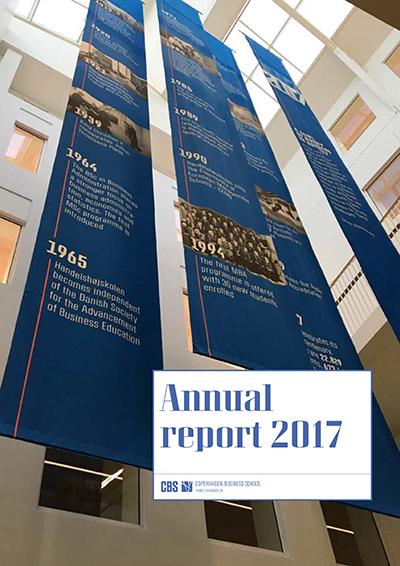 CBS Annual Report 2017