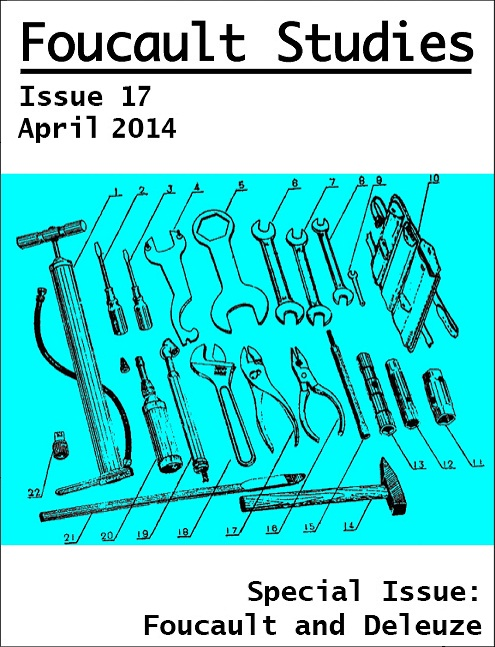Number 17: April 2014: Foucault and Deleuze