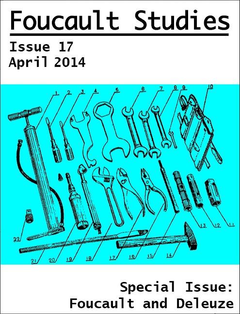 Number 17: April 2014: Foucault and Deleuze